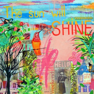 """The sun will shine"" BURGAZ, Maria"