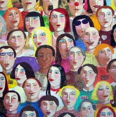 """""""Gente"""" Maria Burgaz"""