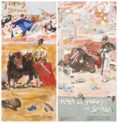 DOMINGO FALLOLA, Roberto (París, 1883 – Madrid, 1956).