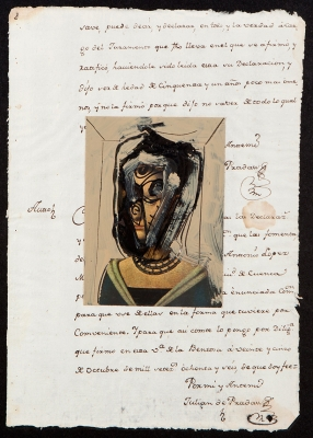 """""""Retrato"""", 1978. SAURA, Antonio"""