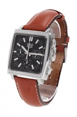 Reloj MONACO HEUER by TAG HEUER para caballero.