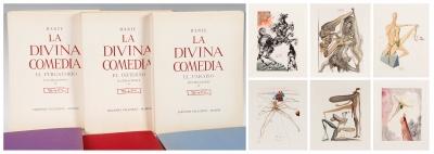 La Divina Comedia. Dante.
