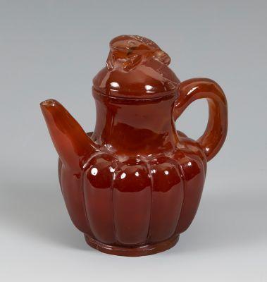Little jar. China, 19th centuryCornelian.