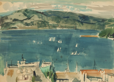 """""""Ría de Vigo"""". Rafael Alonso Fernández"""
