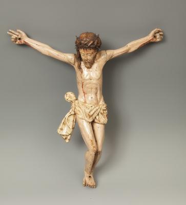 Cristo crucificado.Cristo crucificado