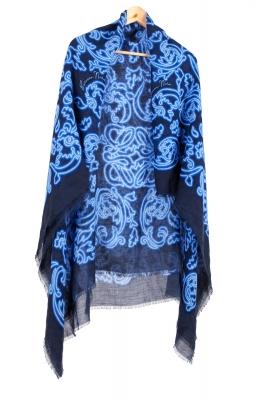 Chal LOEWE. Cachemira, lana y seda