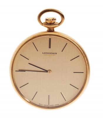 Reloj de bolsillo LONGINES, ref. 847 – 4018, n.