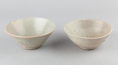 Cuenco de cerámica de la dinastía Ming (1368-1644)