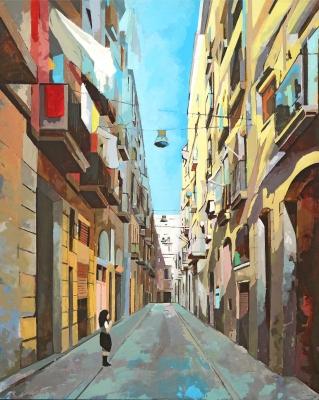 Lote: 35127781Alexis Diaz (Buñol, 1980).Ciutat Bella.