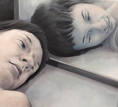 Alexis Diaz (Buñol, 1980).Dentro del espejo.
