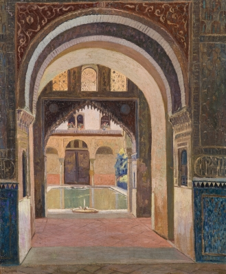 """""""La Alhambra de Granada"""" BUSTAMANTE RODRÍGUEZ, Abelardo"""