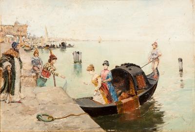 """""""Venecia"""". BLANCO CORIS, José"""