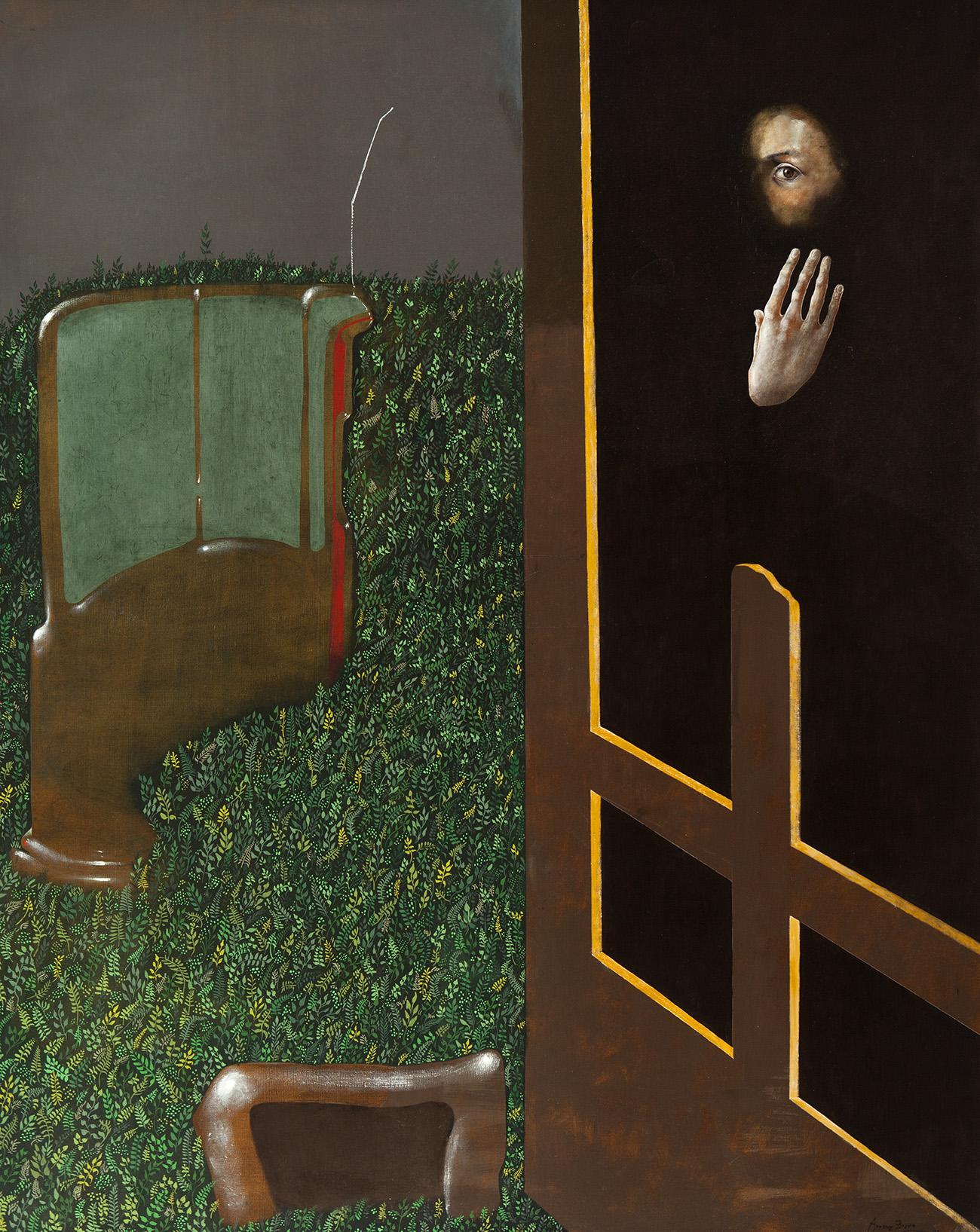 """El jardí etern"", 1981. ARRANZ BRAVO, Eduardo"