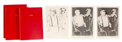 RICHARD HAMILTON (Londres, 1922-2011); KARL-DIETRICH ROTH (Hannover, 1930-Basilea, 1998).