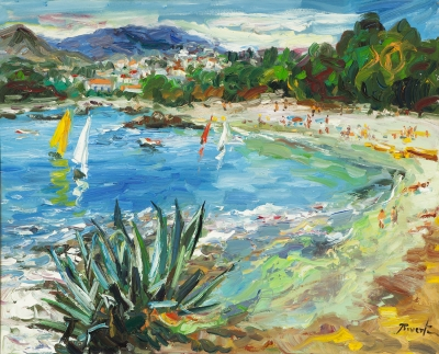 """Costa Brava, Girona"". REVERTE OLIVA, Juan Antonio"