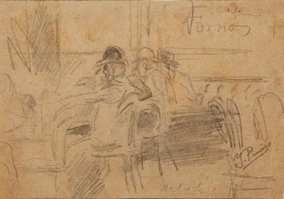 PINAZO CAMARLENCH, Ignacio (Valencia, 1849 – Godella, V