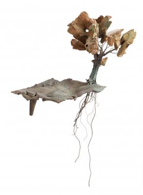 """""""Raíces"""", 2014. CÓRDOBA BENEDICTO, Jaime de"""