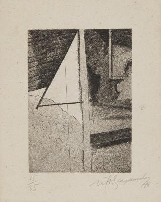 RÀFOLS CASAMADA, Albert (Barcelona, 1923 – 2009).