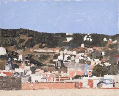"""""""Cadaqués"""", 1970. ROCA-SASTRE MUNCUNILL, Josep"""
