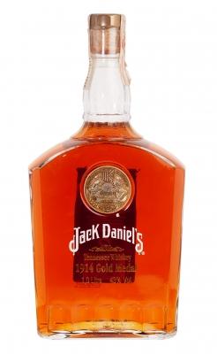 Botella Jack Daniel's Gold Medal 1914 43% Litro.