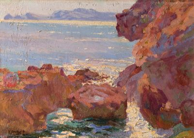JOAQUIN SOROLLA Y BASTIDA (Valencia, 1863-Cercedilla, 1923).