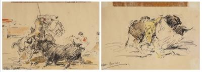 Roberto Domingo Fallola (París, 1883 – Madrid, 1956).