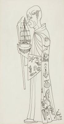 """""""San Telmo"""", 1968. URBANO LUGRÍS GONZÁLEZ"""