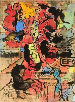 EUGENIO GRANELL (A Coruña, 1912 – Madrid, 2001).