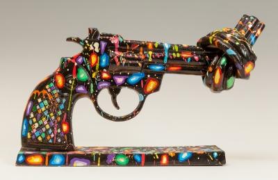 """Fun gun"", 2015. Pariz-One"