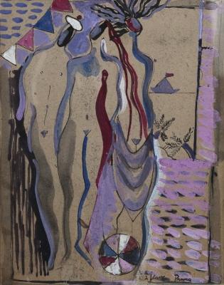 Pere Pruna Ocerans (Barcelona, 1904 – 1977).