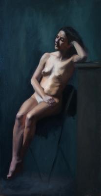Sofía Zuluaga (Bogotá, 1989). Nude Florence 7