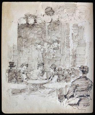 MARIÀ FORTUNY MARSAL (Reus, Tarragona, 1838 - Rome, 1874).