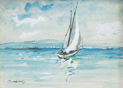 """Marina"". Ricard Canals Llambí"