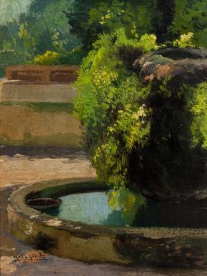 Antoni Ros y Güell (Barcelona, 1873- Badalona, 1954).