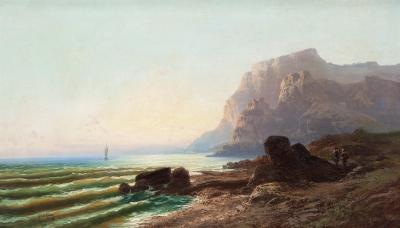 """""""Marina"""". Émile Godchaux"""