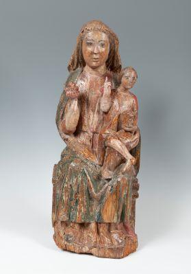 Talla románica, s. XII-XIII