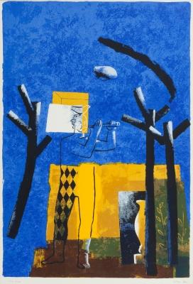 JORGE GAY (Zaragoza, 1950). Sin título