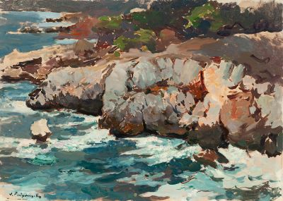 """Mallorca"", 1972. JOSEP PUIGDENGOLAS BARELLA"