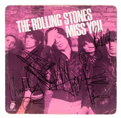 Maxi single de The Rolling Stones