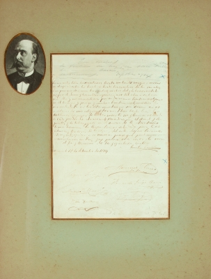 EMILIO CASTELAR RIPOLL (Cádiz, 1832-San Pedro del Pinatar,1899).
