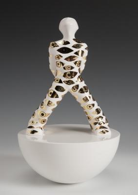 JULIA SOLANS . Escultura perteneciente al proyecto