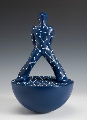 MARIA CORTE . Escultura perteneciente al proyecto