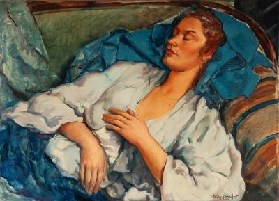 ANTONIO VILA ARRUFAT (Sabadell, 1894 - Barcelona, 1989).