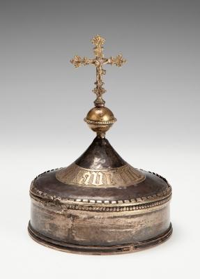 Píxide, España finales del siglo XV.