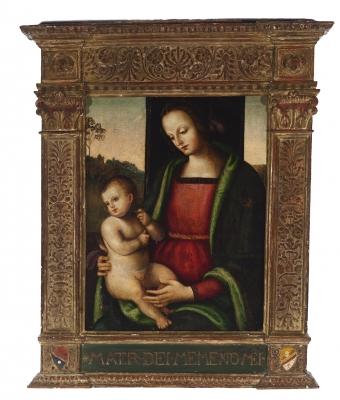 Escuela italiana.  siglo XVI.