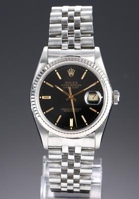 Reloj ROLEX Oyster Perpetual Datejust, ca. 1984, ref.