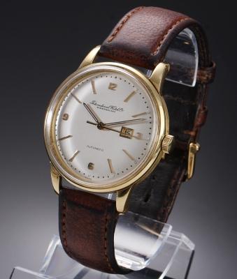 Reloj IWC Schaffhausen vintage, ca. 1960, cal.