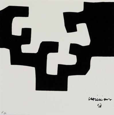 EDUARDO CHILLIDA JUANTEGUI (San Sebastián, 1924 - 2002).Untitled, 1975.