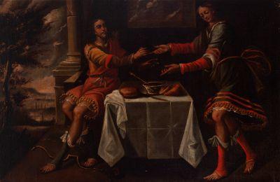 Escuela italiana, s. XVII