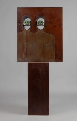 """Dos"", 1993.  JOSEP BOFILL MOLINÉ"